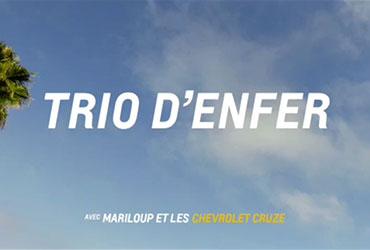 Chevrolet Trio d'enfer